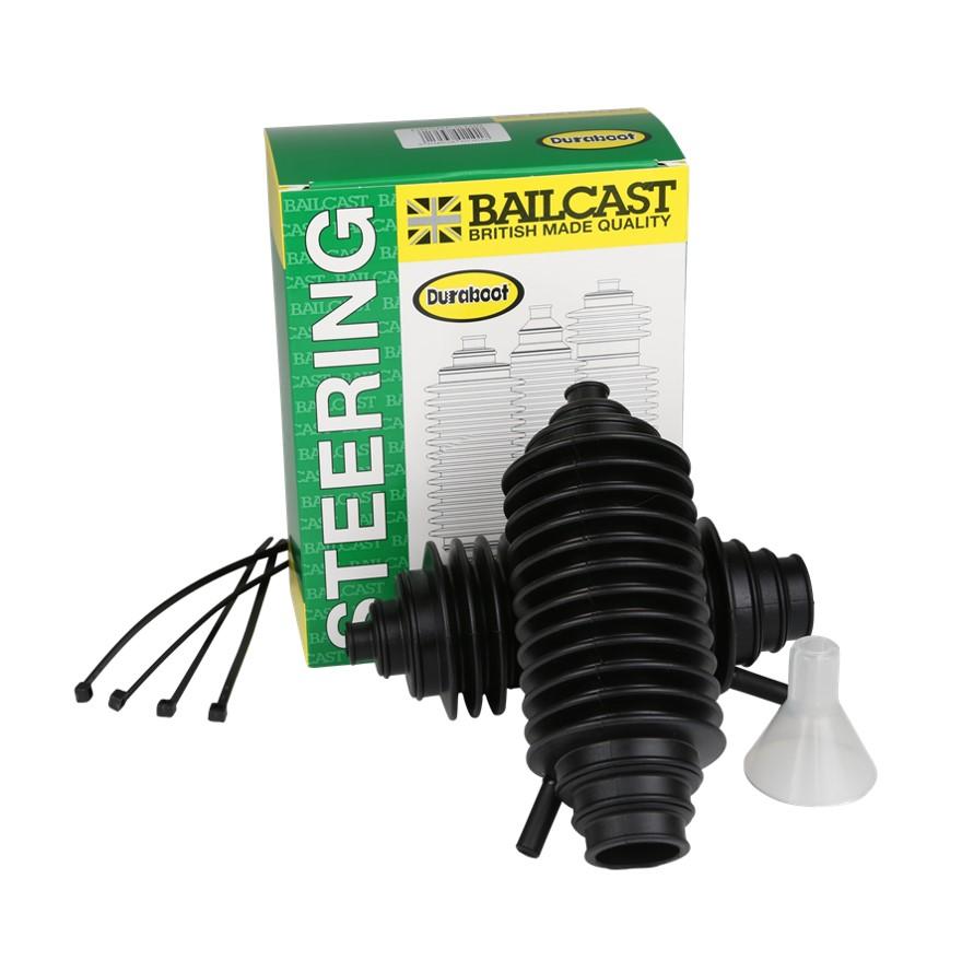 Bailcast DBSRPS200 Duraboot Power Steering Rack Boot Range